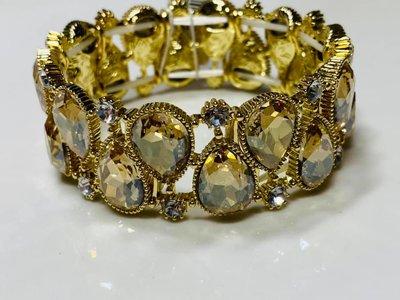 Armband Chartage goud