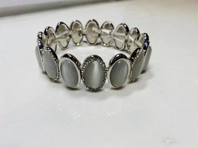 Armband Chartage zilver